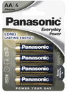 Батарейка Panasonic AA Everyday Power LR6EPS в блистере 4шт